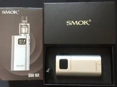 SMOK G80 Kit温控套装测评
