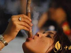 雪茄烟灰能抖吗 雪茄烟灰白点是什么(分三种)