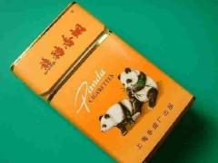 最新大熊猫烟价钱品种对照表