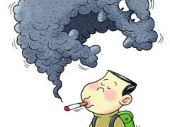 郑州市中学生吸烟状况调查:26.4%尝试过吸烟