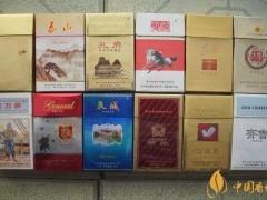 山东人喜欢抽什么烟,山东烟价钱表和图片