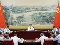 习近平主持召开经济社会范围专家座谈会并发表要紧讲话