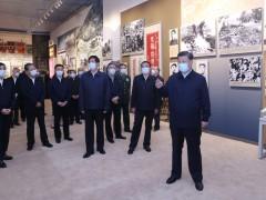习近平:在新年代继承和弘扬伟大抗美援朝精神 为达成中华民族伟大复兴而奋斗