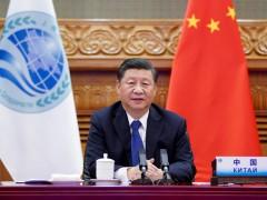 习近平出席上海合作组织成员国元首理事会第二十次会议并发表要紧讲话